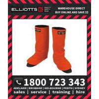 Elliotts ARCSAFE W24 Switching Leggings Orange Over Leg Boot Protectors (EASCLW24)