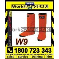 Elliotts ARCSAFE W9 Switching Leggings Orange Over Leg Boot Protectors (EASCLW9)