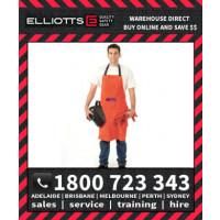 Elliotts Big Red Leather APRON (BRAA2LS)