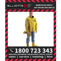 Elliotts Golden Chief Leather WELDING JACKET (GC30)