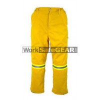 Elliotts Wildland Firefighting TROUSERS Gold Proban Fire Resistant Bushfire Protection Workwear (EAWLT)