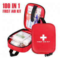 Emergency Portable Deftage First Aid Kit 100 Piece pic0.JPG