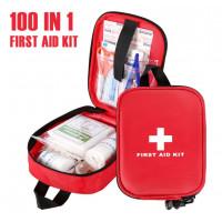 Emergency Portable Deftage First Aid Kit 100 Piece pic0.JPG
