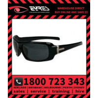Eyres 622 HOTROD X-Sighting Safety Glasses (622-SB-FS)