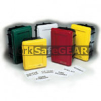 Generic Wall Case Medium Yellow (ResAL 4500Y WSG)