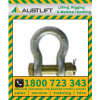 Grade S Safety Pin Bow Shackle 035T 51mm (503551)