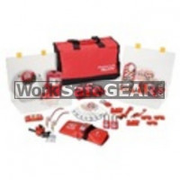 Group Lockout Kit - Valve and Electrical (LO M 1458VE410 WSG)