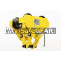 Integral Push Trolley & Girder Clamp- 1T