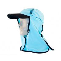 Uveto Kalahari Hat Micro Mesh Sun Protection Headwear (KHM)