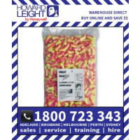 Laser Lite Single-Use Earplug Dispenser Refill (500pk)