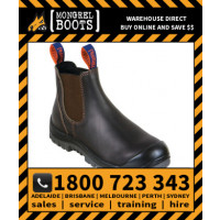 Mongrel Oil Kip Elastic Side Boot Safety Work Boot Victor Footwear Shoe (545030)