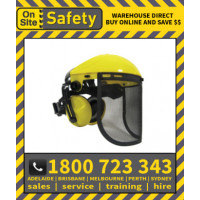 On Site Safety 0SS1M Brow Guard to Fit Charger or Javelin Earmuffs