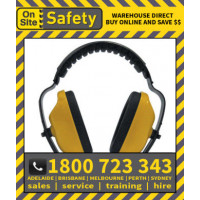 On Site Safety JAVELIN 26dB Class 5 Earmuffs Hearing Protection (M05)