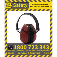 On Site Safety PROWLER 24dB Class 4 Earmuffs Hearing Protection (M08)