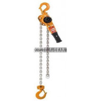 PWB Anchor L5 Lever Hoist with Overload Limiter Lifting & Rigging 800kg x 1.5m lift