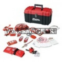 Personal Lockout Kit - Valve and Electrical (LO M 1457VE410KA WSG)