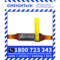 Rescue strop dorsal extension 250mm pick off strap Rated 30kN