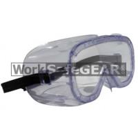 SGA SPARTA Indirect Ventilation Safety Goggles
