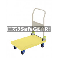 Single Plastic Platform Trolley (RGWE PBS101 WSG)
