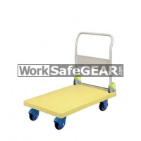 Single Plastic Platform Trolley (RGWE PBS301 WSG)