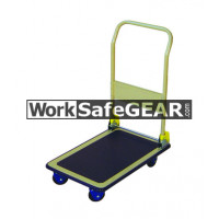 Single Steel Prestar Platform Trolley (RGWE NB101 WSG)