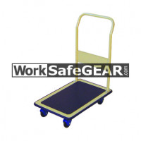 Single Steel Prestar Platform Trolley (RGWE NB102 WSG)