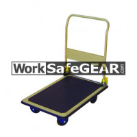 Single Steel Prestar Platform Trolley (RGWE NF301 WSG)