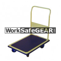 Single Steel Prestar Platform Trolley (RGWE NF302 WSG)