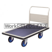 Single Steel Prestar Platform Trolley (RGWE NG402 WSG)