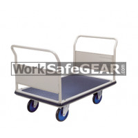 Single Steel Prestar Platform Trolley (RGWE NG403 WSG)