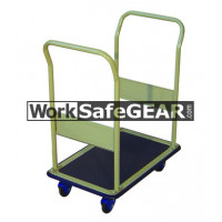 Single Steel Prestar Platform Trolley (RGWE NL362 WSG)