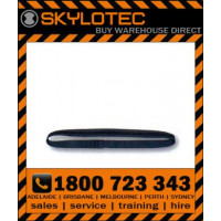 Skylotec attachment sling loop 26 kN - Top stitched BLACK hose strap 25mm wide (L-0008-0.8) 0.8m length