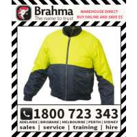Two Tone Hi Vis Flying Jacket