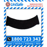 3M Unisafe replacement Sweatband Terry Towelling