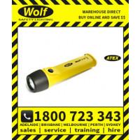Wolf Safety Lamp 4AA MIDI TORCH