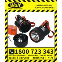 Wolf Safety Lamp Wolflite H-251MK2 Handlamp (Light Wolf Wolflite H-251MK2)