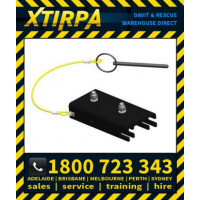 XTIRPA Adapter for man handling winch Alko 651 (XTIN2157)