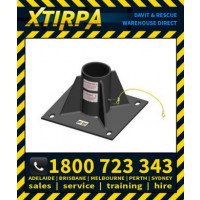 XTIRPA Center Mounted Floor Adapter for 102mm (4) Mast (XTIN2254)