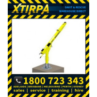 XTIRPA Extendable Fall Protection and Retrieval Davit Arm System includes base(SKU IN-8006) XT 96  96 inch reach
