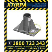 XTIRPA Stainless Steel 600mm Floor Mount Adapter (XTIN2105)