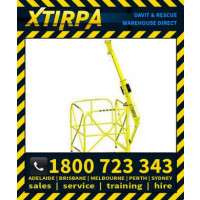 XTIRPA XT2 Portable Davit Arm Fall Protection Retrieval Barrier Kit (XT2 XTIRPA)
