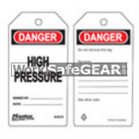 X_Tags High Pressure (LO M S4035 WSG)