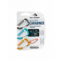 Sea To Summit Accessory Carabiner 3 Pack (AABINER3)