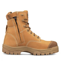 Oliver 150mm Wheat Zip Sided Boot (45-632Z)