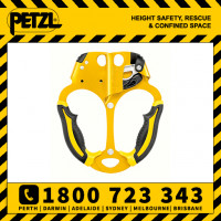Petzl Ascentree Double-Handled Arborist Rope Clamp (B19AAA)