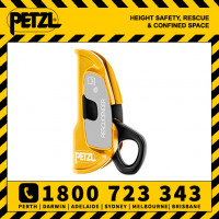 Petzl Rescucender Openable Cam-Loaded Rope Clamp (B50A)