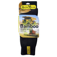 Rugged Xtremes Bamboo Socks Single Pair (RX04B00)