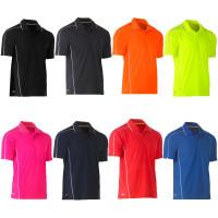 Bisley Cool Mesh Polo Shirt