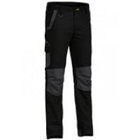 Bisley Flex & Move Stretch Pant Black (BPC6130-BBLK) Size 77R