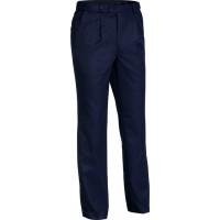 Bisley Mens Permanent Press Trouser Navy